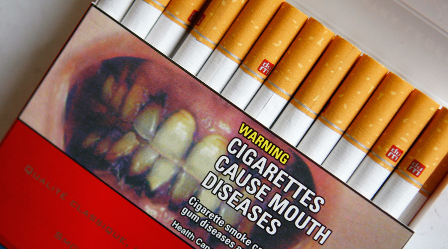 Graphic pics on cigarette packs may avert 650,000+ deaths in US – study