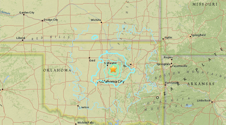 'Significant damage' in key US oil hub Cushing after 5.0 quake shakes central Oklahoma