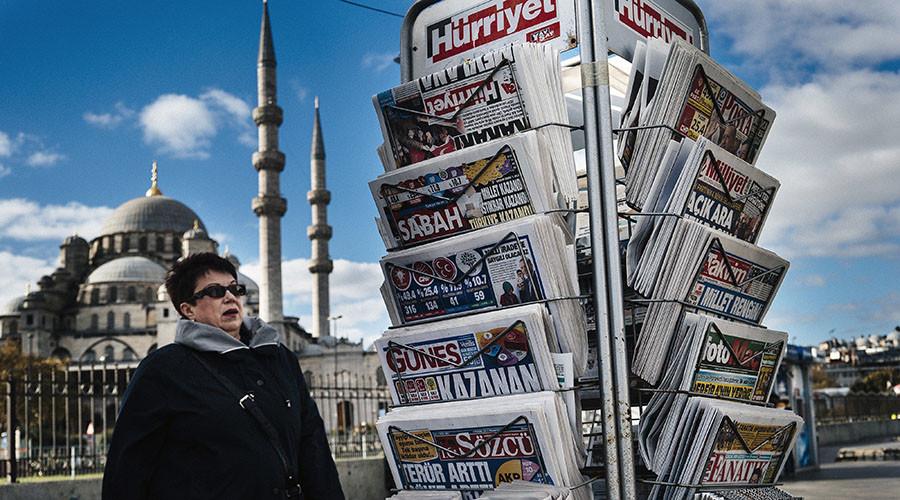 New EU report slams Turkey for 'relapse' in attacks on press freedom – German media
