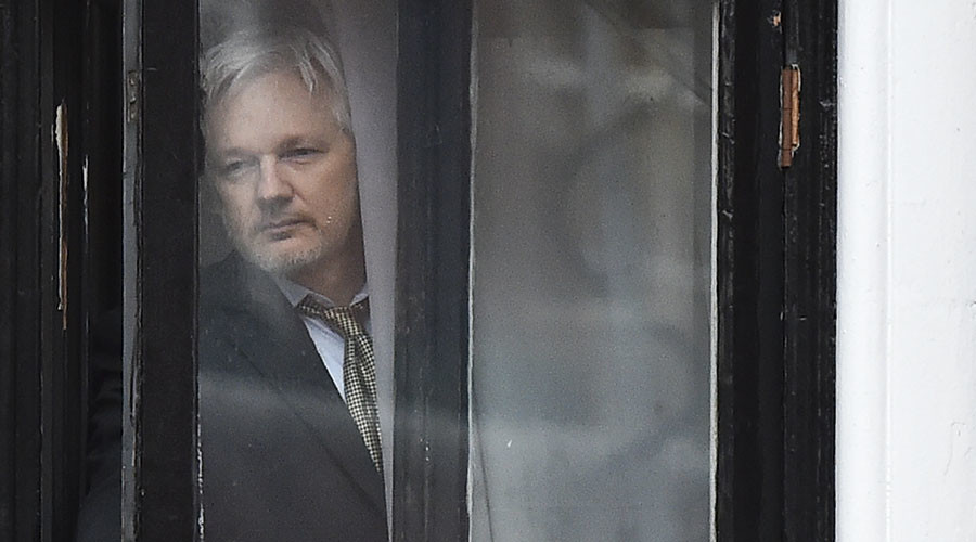 Julian Assange to Be Questioned in Embassy by Prosecutors Next Week