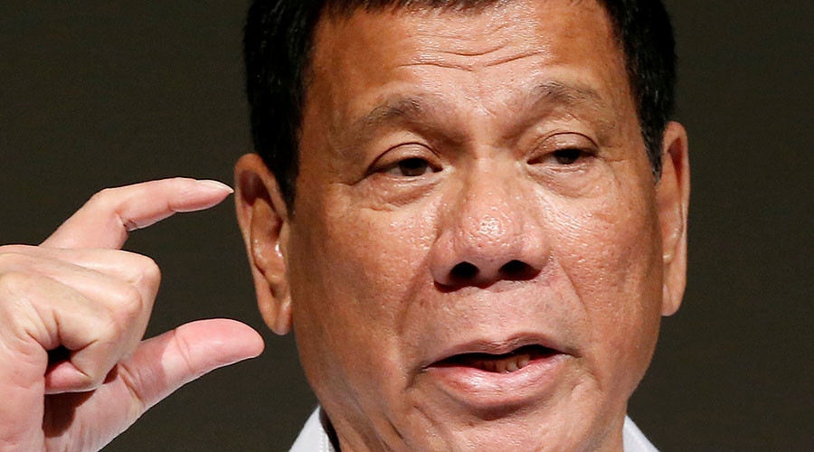 Philippines President Duterte calls off US rifle deal
