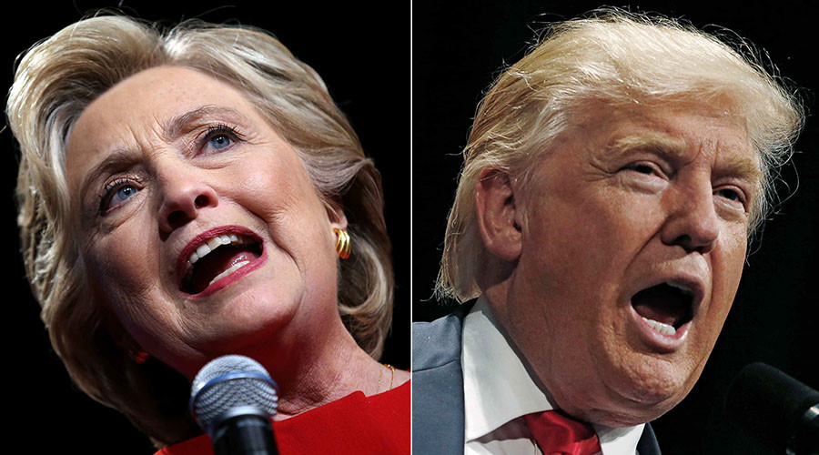 Clinton vs. Trump: How world sees US elections