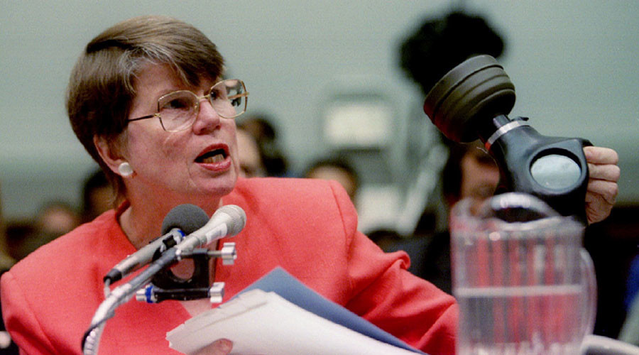 First female US attorney general Janet Reno dies aged 78