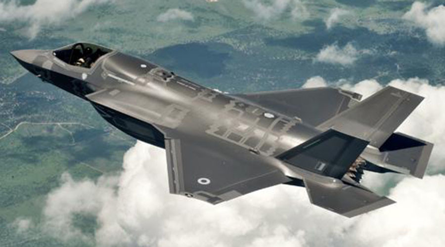 Troubled F-35 fighter jets will be repaired in the UK, says military