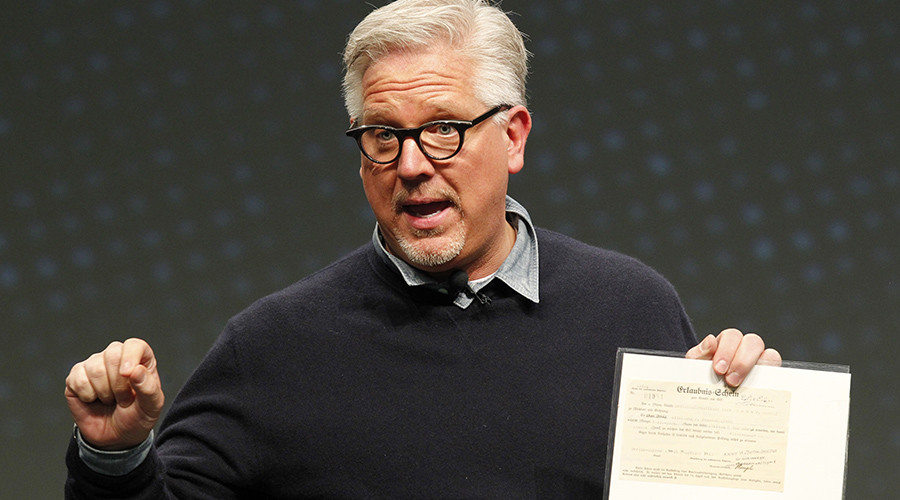 Glenn Beck makes complete 180 and supports BLM, opposes Trump