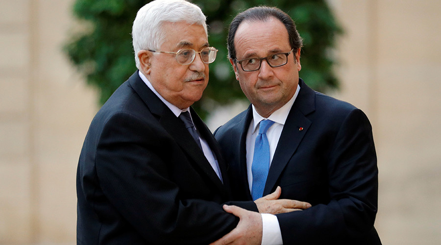 Netanyahu rejects France's Middle East peace conference, wants direct talks with Abbas