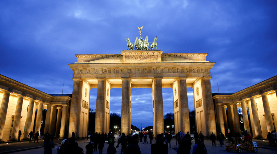 The Brandenburg Gate in Berlin, Germany © Fabrizio Bensch