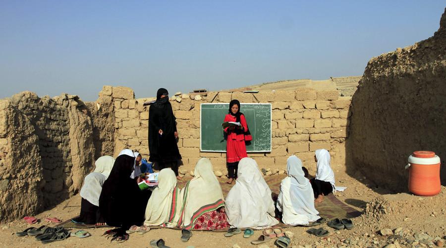 Absentee teachers, students in Afghan schools despite $868mn US investment – watchdog