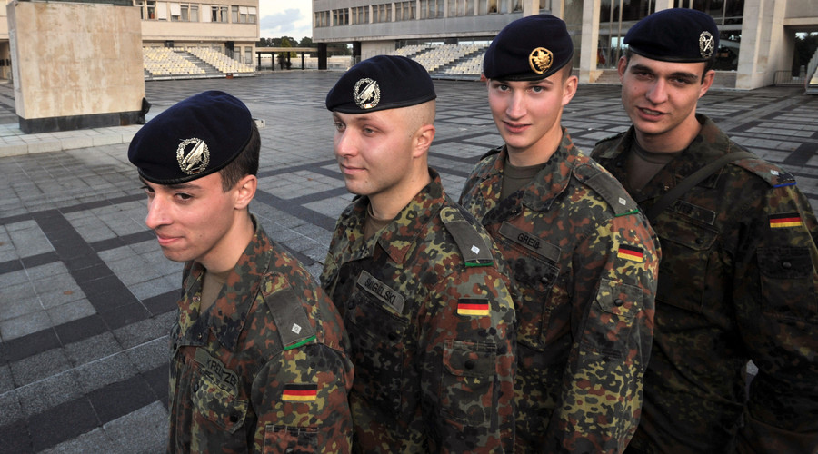Number of underage soldiers record high in German army – report