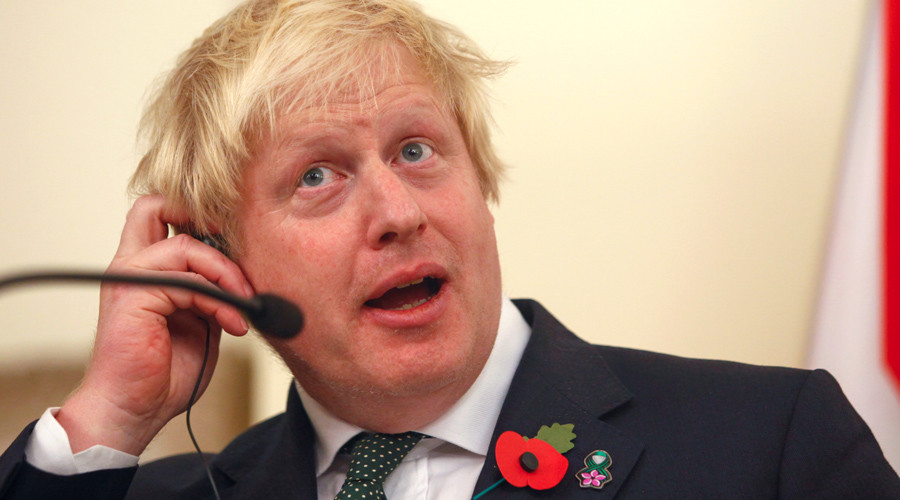 Boris's Trump U-turn rolls on, now calling for end to 'collective whinge-o-rama'