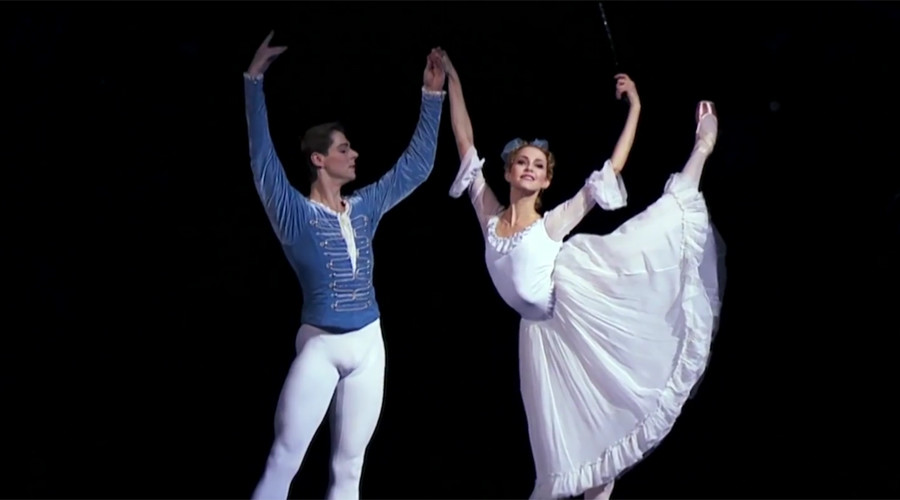 'Ballet is like sport': RT explores London's Russian dance scene (VIDEO)