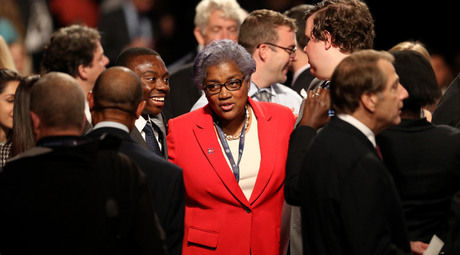 DNC chair Donna Brazile blasted by staff for backing 'flawed candidate' Clinton