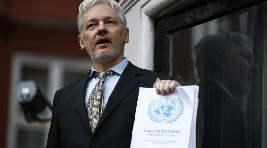 WikiLeaks answers Redditors' questions, hints at release of 'war documents'