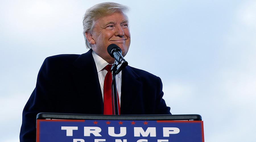 US President  Donald Trump © Carlo Allegri