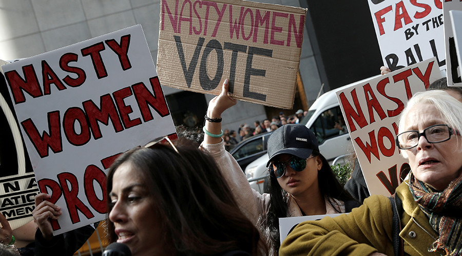 'One million' women expected to march in DC on Trump's inauguration weekend