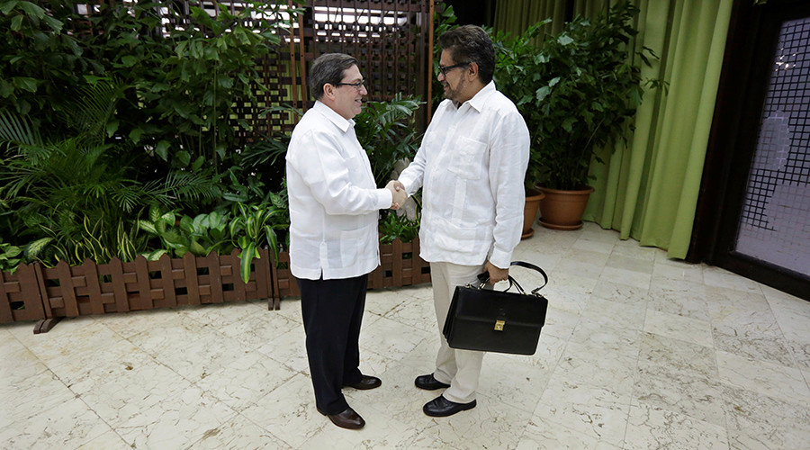 Colombian govt, rebels reach new peace deal after referendum rejection