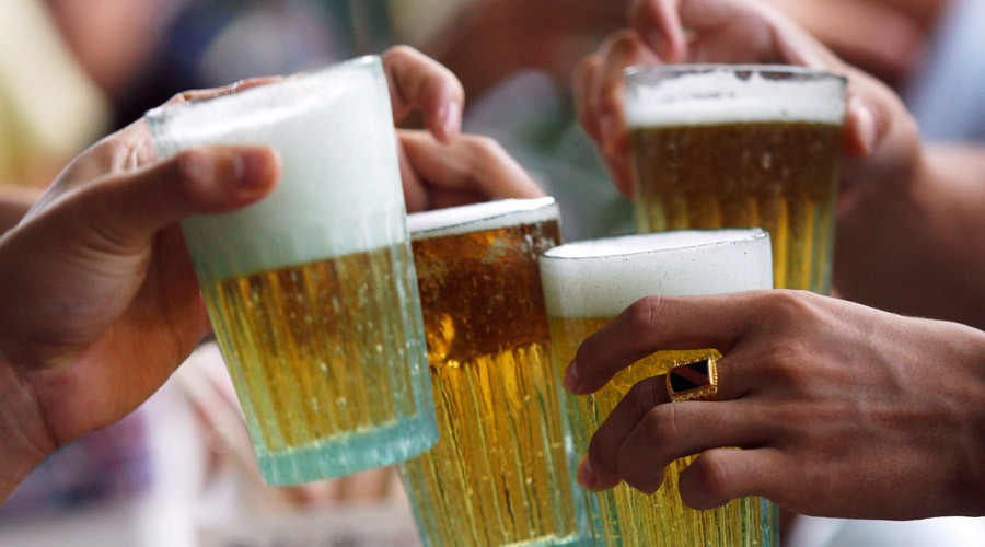 Drink to your health? Alcohol may prevent stroke & cardiovascular disease, study says