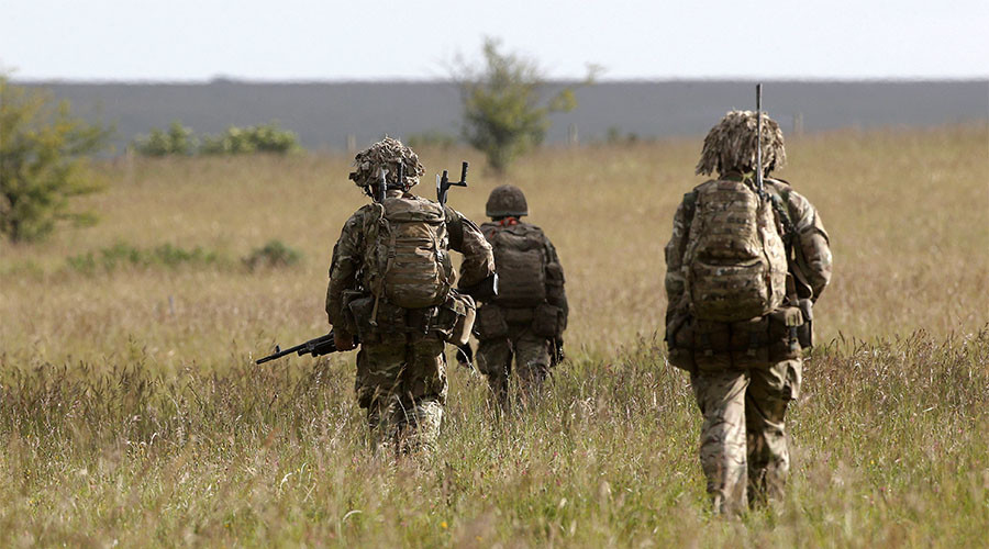 Is Britain willing to send poorly trained reservists to the frontline just to hide shortages?