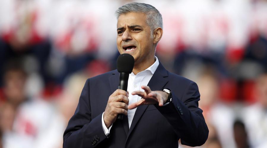 The Mayor of London Sadiq Khan © Matthew Childs