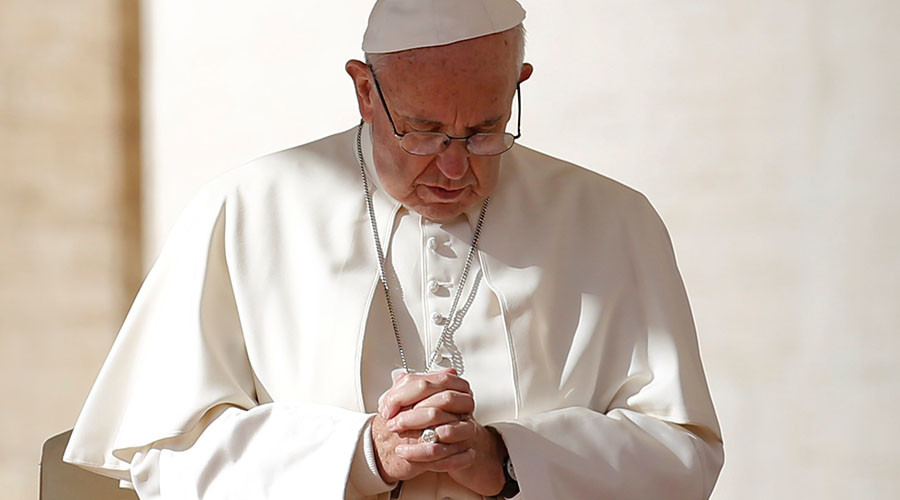 Pope questioned by cardinals on easing attitude to divorcees