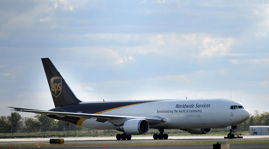 Strike called for by 98% of UPS aircraft workers over health benefits