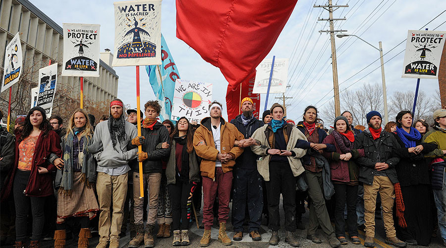 'Day of Action': More than 200 protests planned against Dakota Access Pipeline