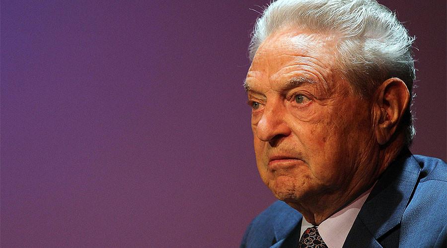 US should sanction Soros & Poroshenko for destabilizing Ukraine, says Russian MP