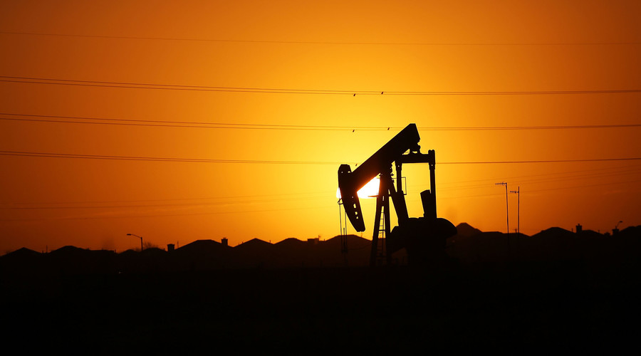 Oil recovers on falling US shale output & possible OPEC cut