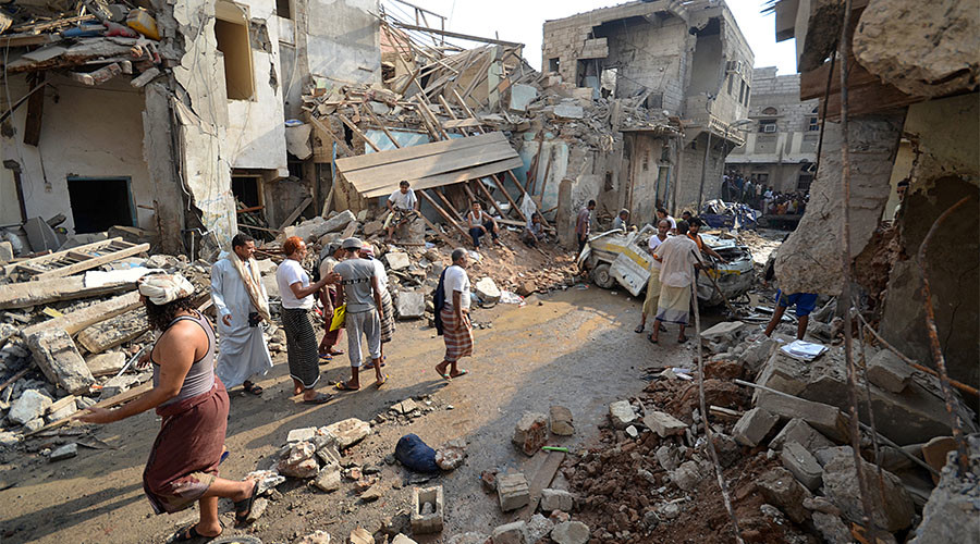 'Profits prioritized over Yemeni lives:' UK to continue arms sales to Saudis