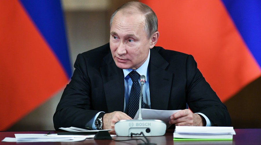 Two-thirds of Russians want Putin to remain president after 2018 – study