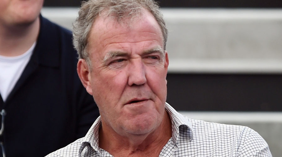 Ex-Top Gear host Clarkson claims Argentinian barred him from flight in revenge for Falklands