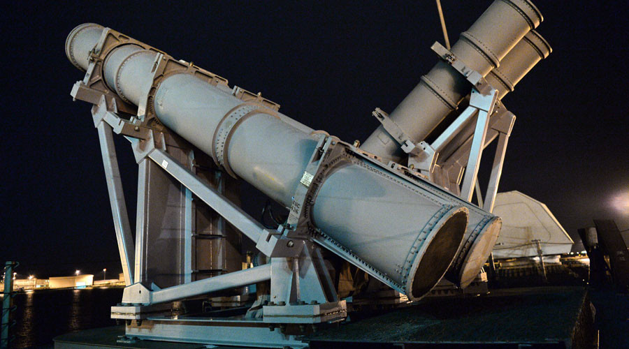 Britannia rules the waves? Royal Navy ships may lose their main missiles