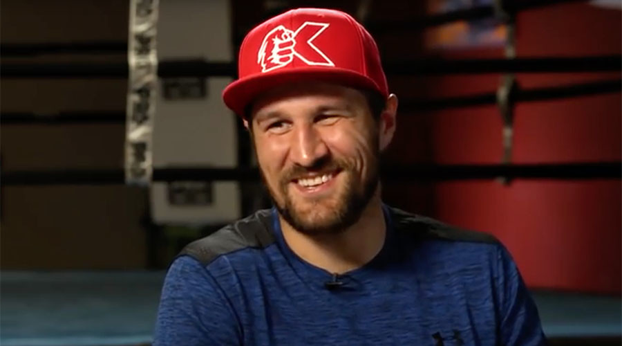 'I'm honored I will bring the Russian flag into the ring' - boxing champ Sergey Kovalev