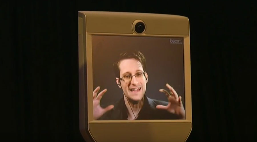 'Dangerous': Don't rely on Facebook as your sole source of news, says Edward Snowden