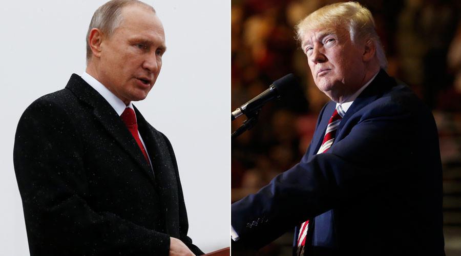 Putin & Trump discussed post-inauguration meeting, but no date set – Kremlin