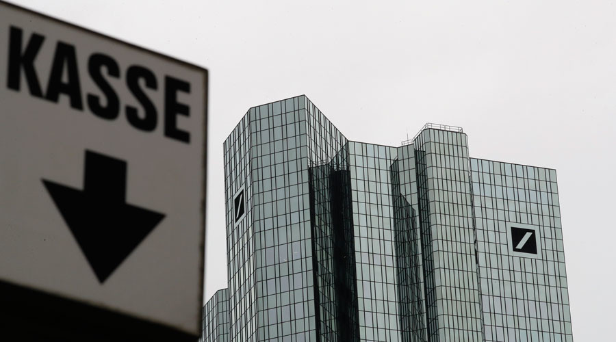 Deutsche Bank wants to claw back bonuses from ex-CEO's