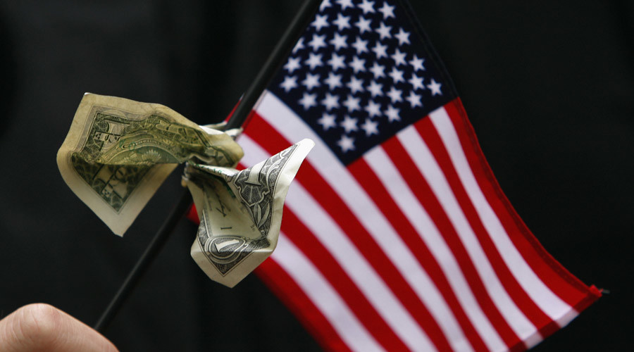 US spent $585mn on 'promoting democracy' worldwide in past year