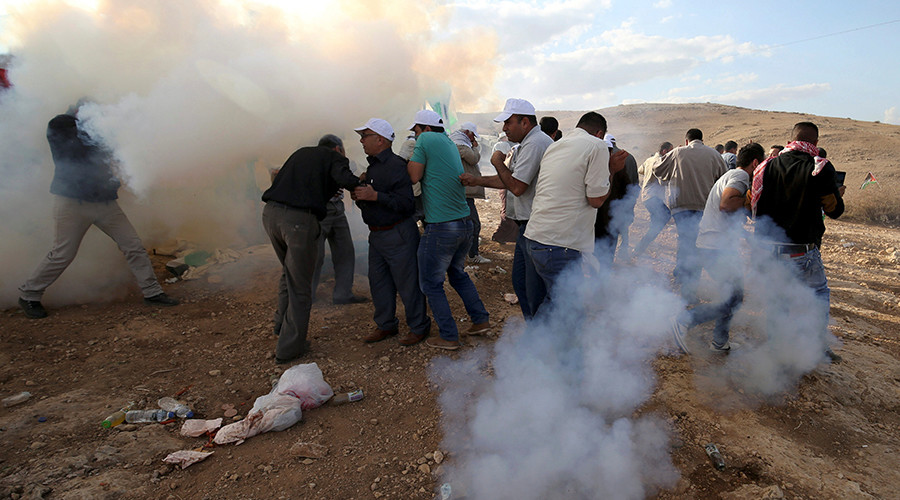 Palestinian shot dead by IDF amid clashes at Israeli-Gaza border