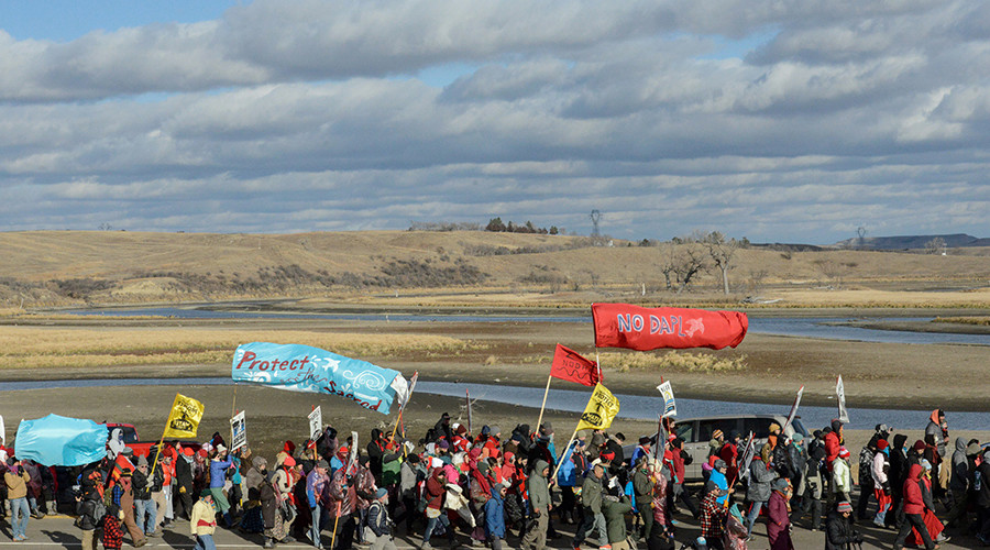 'Not another way': Dakota pipeline's developer rules out rerouting
