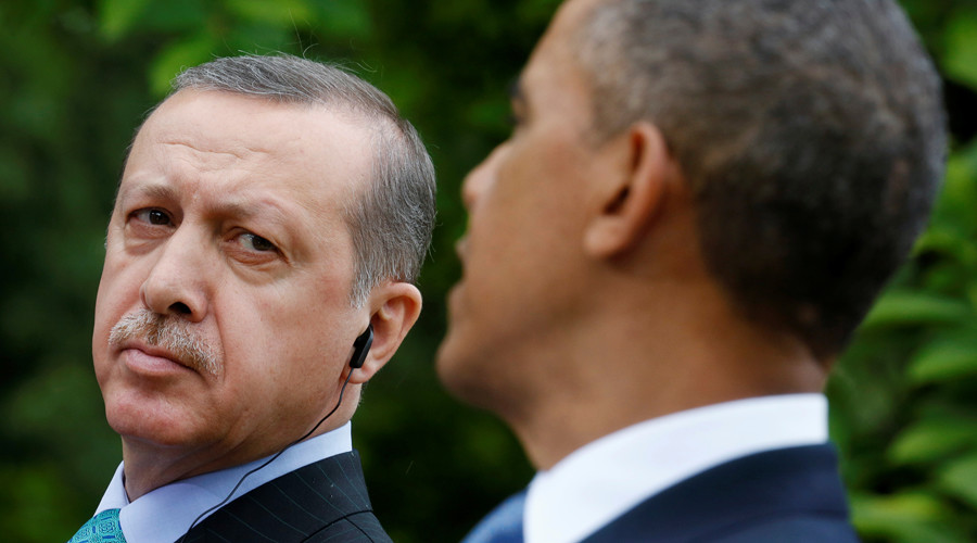 Erdogan 'disillusioned' with Obama's policies