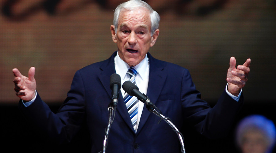Ron Paul reveals hit list of alleged 'fake news' journalists