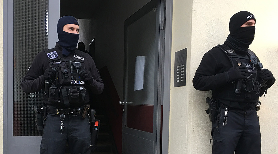 German police release alleged accomplice of ISIS-linked Chemnitz bomb plotter