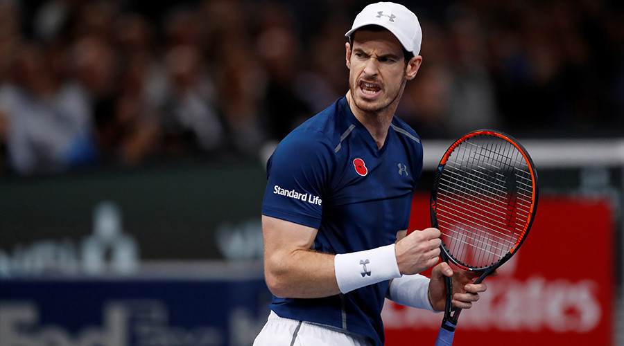 Murray dominates Djokovic at ATP World Tour Finals to end 2016 as world No. 1