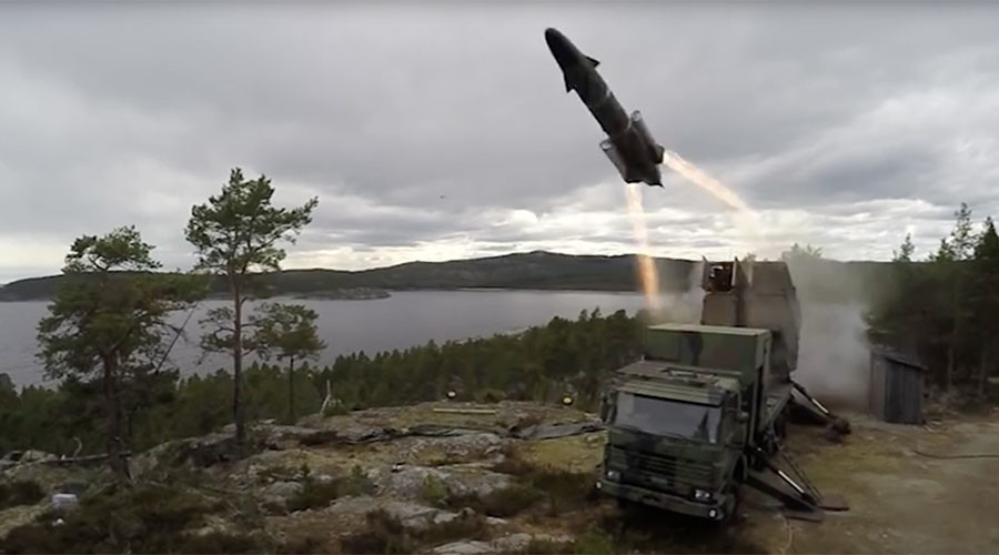 Swedish military plunders museums to bring back Cold War missile system