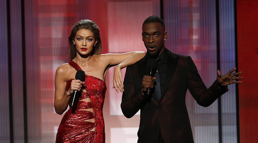 Gigi Hadid called 'racist' for impersonating Melania Trump at American Music Awards