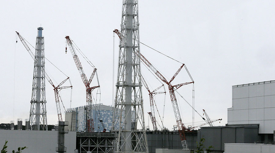 Fukushima reactor cooling system stops following quake & tsunami
