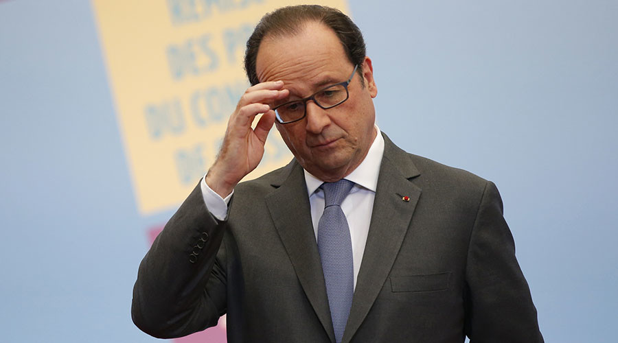National security breach? French prosecutors probe Hollande's alleged mishandling of classified docs