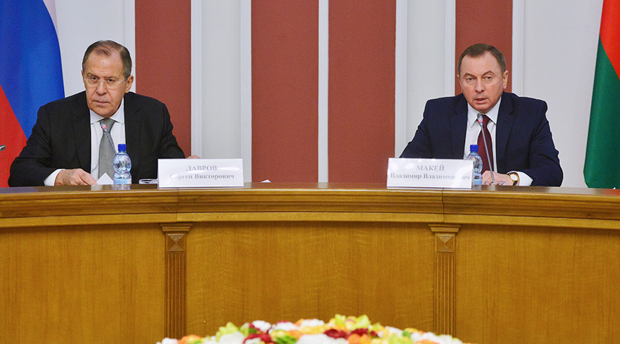 Lavrov cites historical falsification as major threat to relations with allies