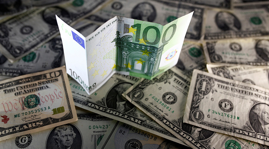 Dollar to catch up with euro by time France elects president – Soc Gen