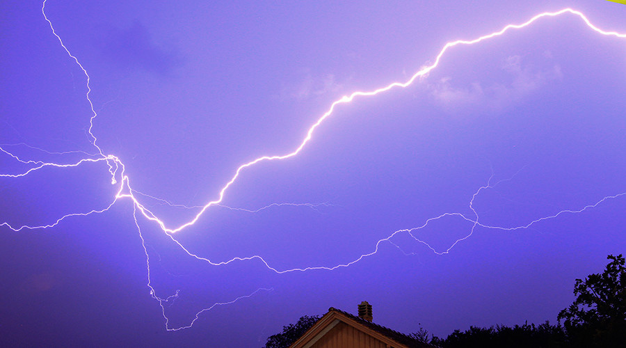 The thunderstorm caused even those without asthma to suffer attacks. © Arnd Wiegmann